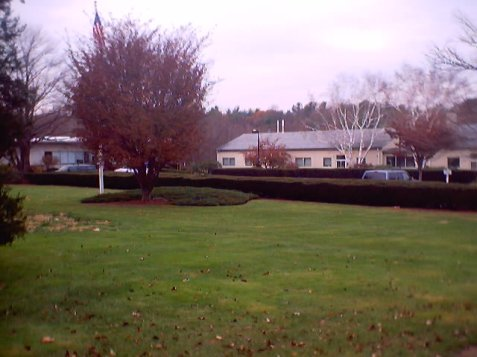 Research Center front-left