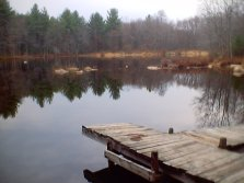 Research Center pond 02